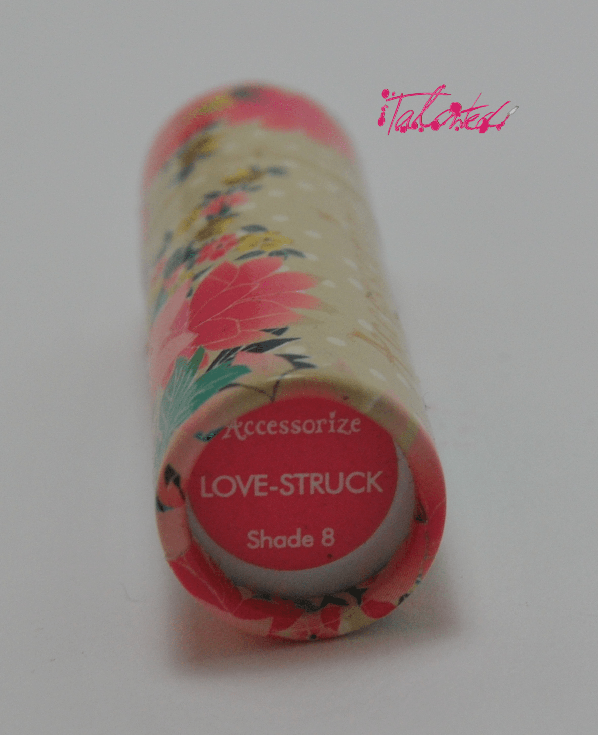 Accessorize Lovestruck lipstick