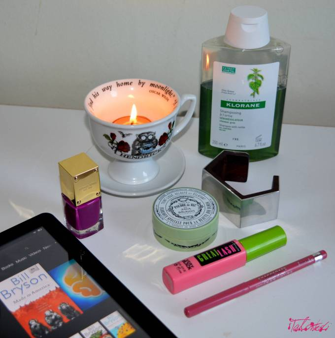 August 14 Beauty and Lifestyle Favourites