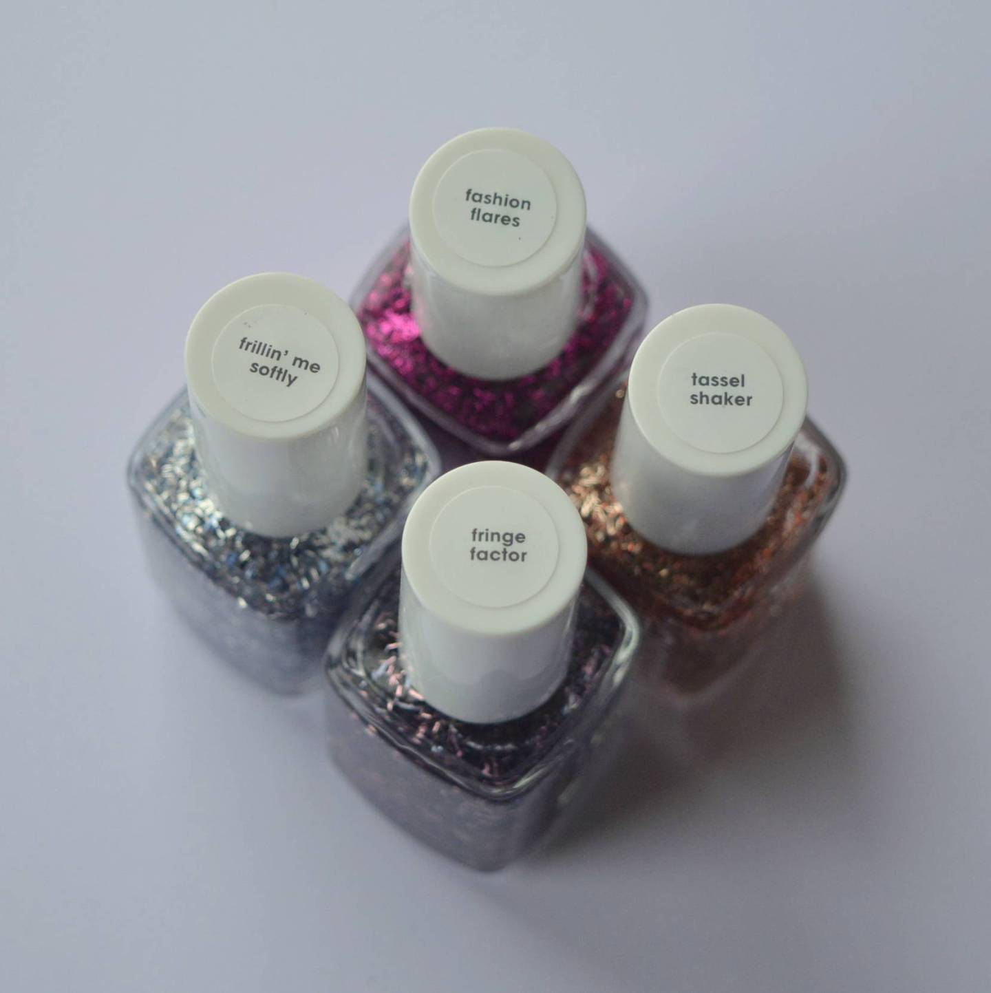essie Luxeffects 2015 Collection Review - Talonted Lex