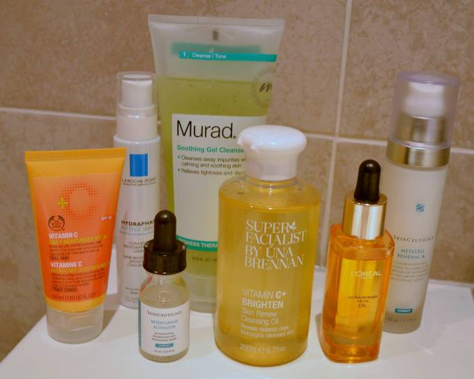 Skincare Shake Up January