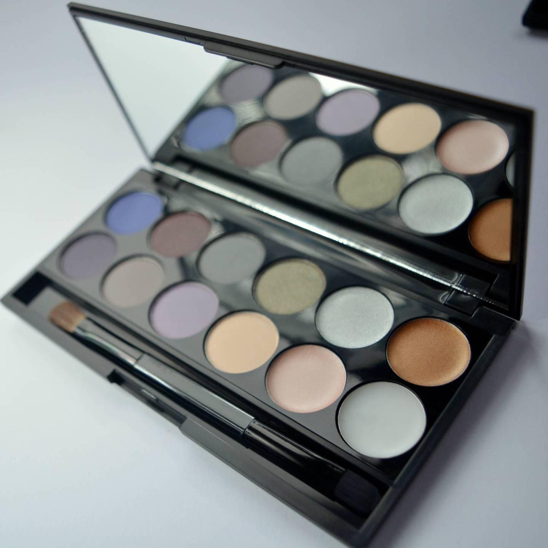Seventeen Easy On The Eye palette