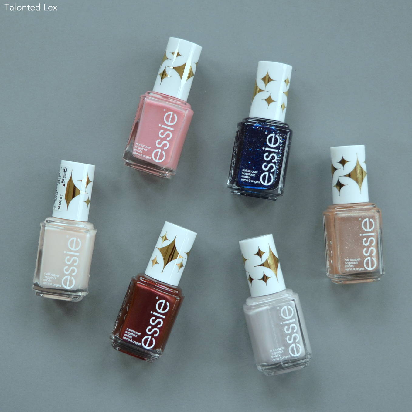 essie Retro Revival Collection
