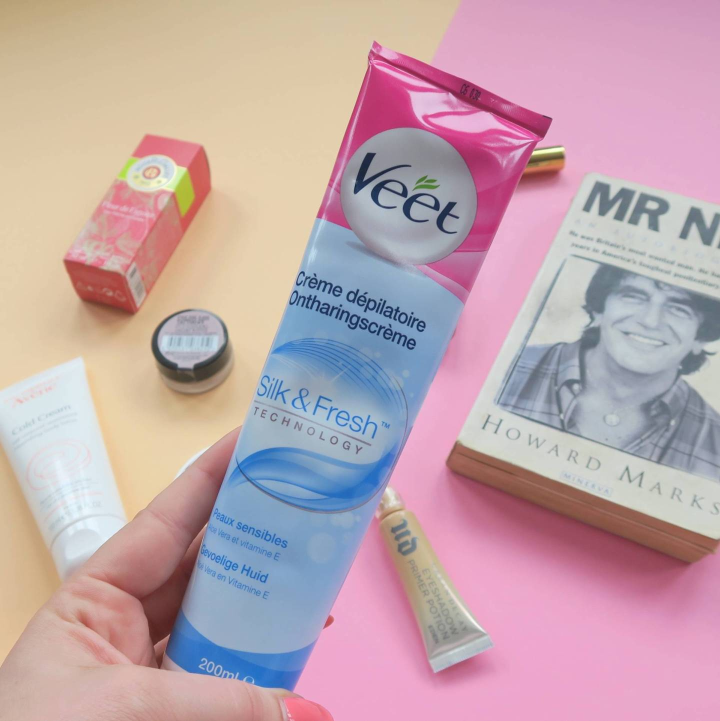 May 2016 Monthly Favourites Veet