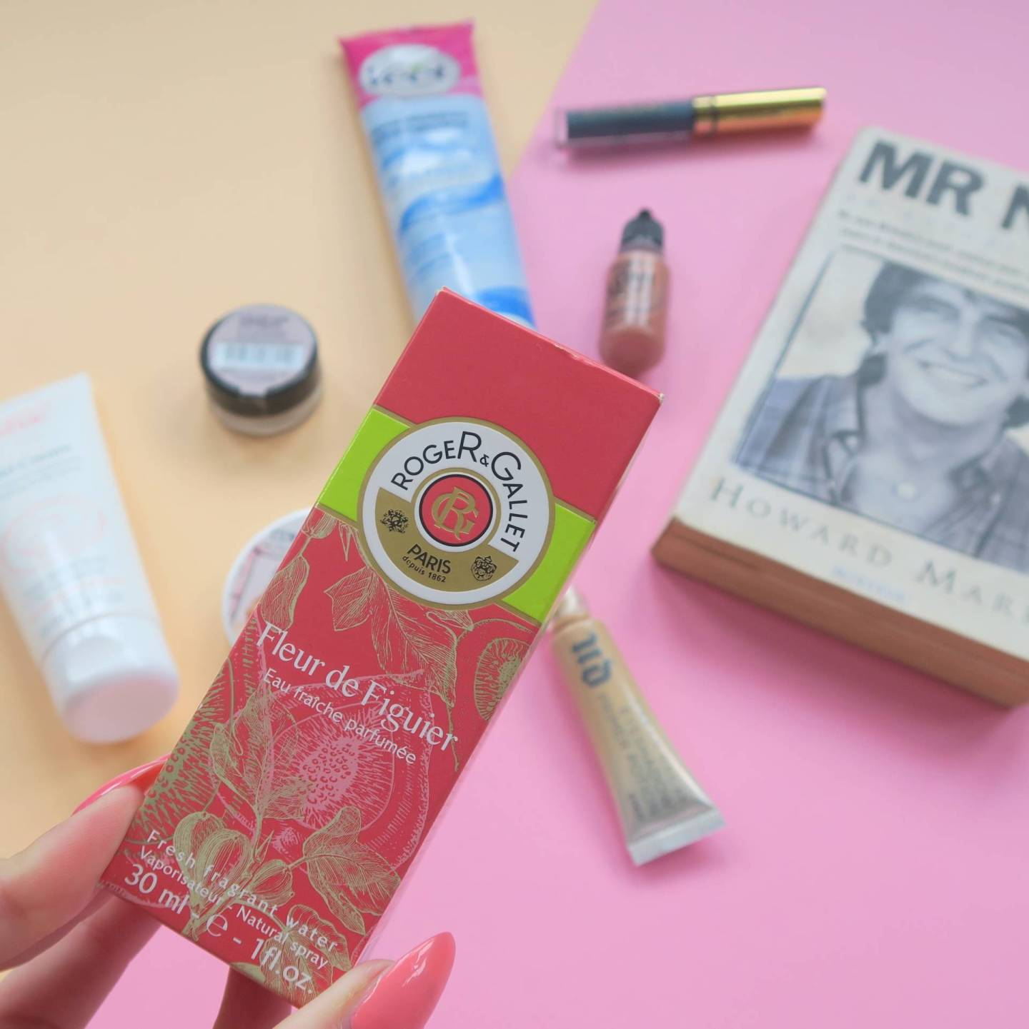 May 2016 Monthly Favourites Roger & Gallet Fig perfume