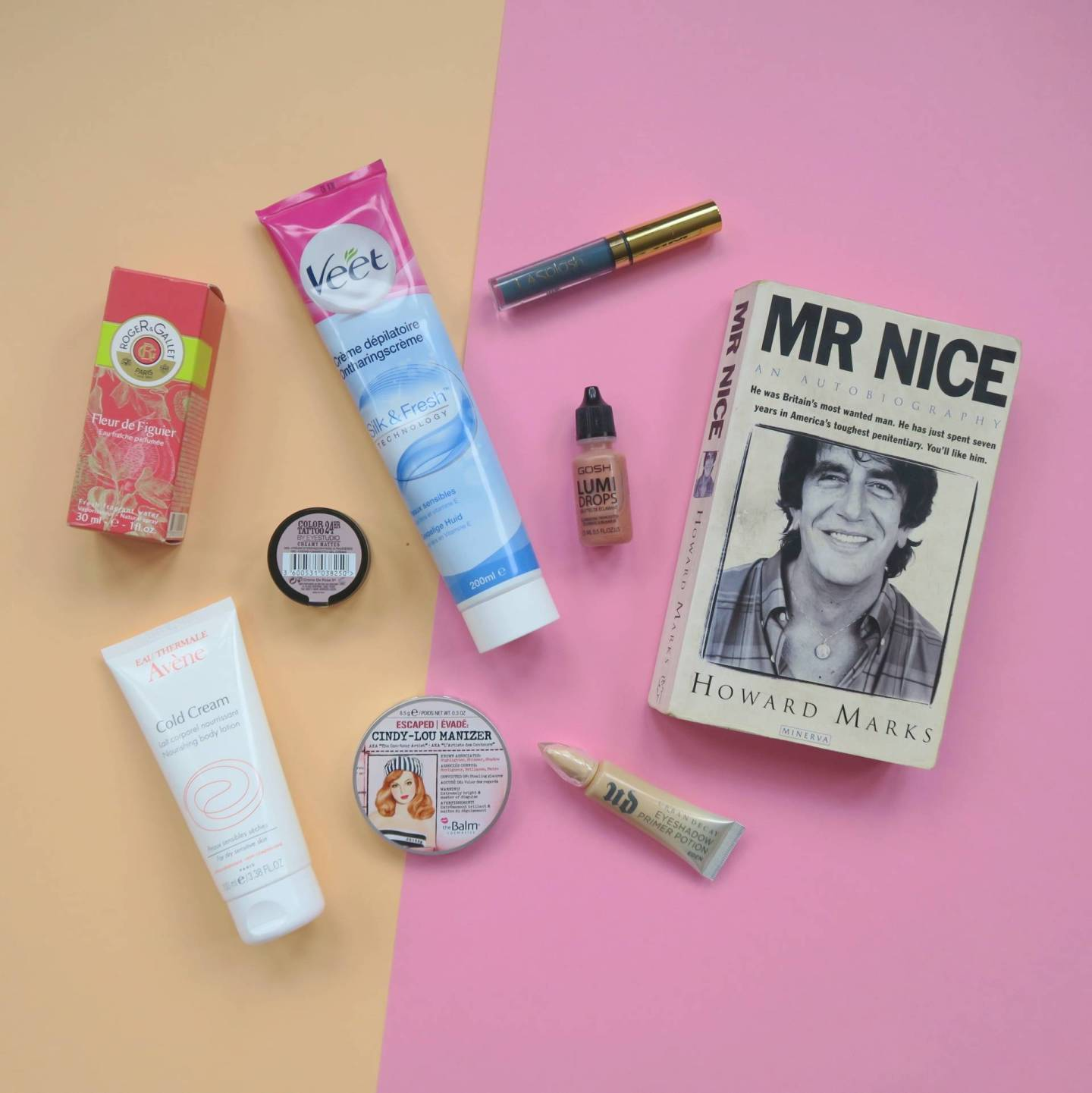 May 2016 Monthly Favourites