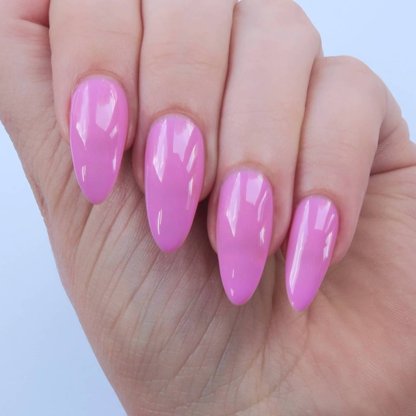 Madam-Glam-One-Step-Gels-Girly-Pink-2
