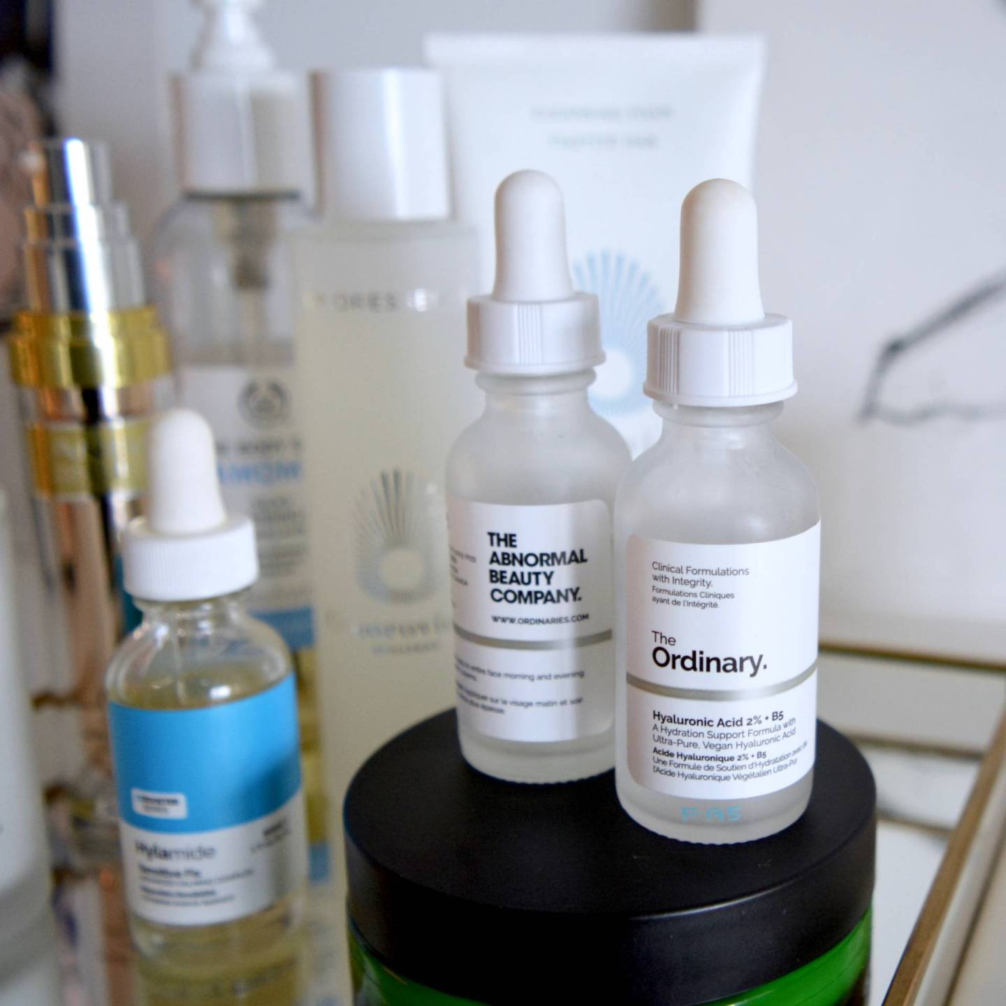 Skincare Shake Up December '16 - The Ordinary skincare