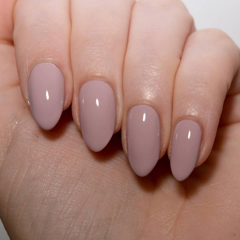 Floss Gloss Palazzo Pleasures - such a pretty modern blush nude nail varnish.