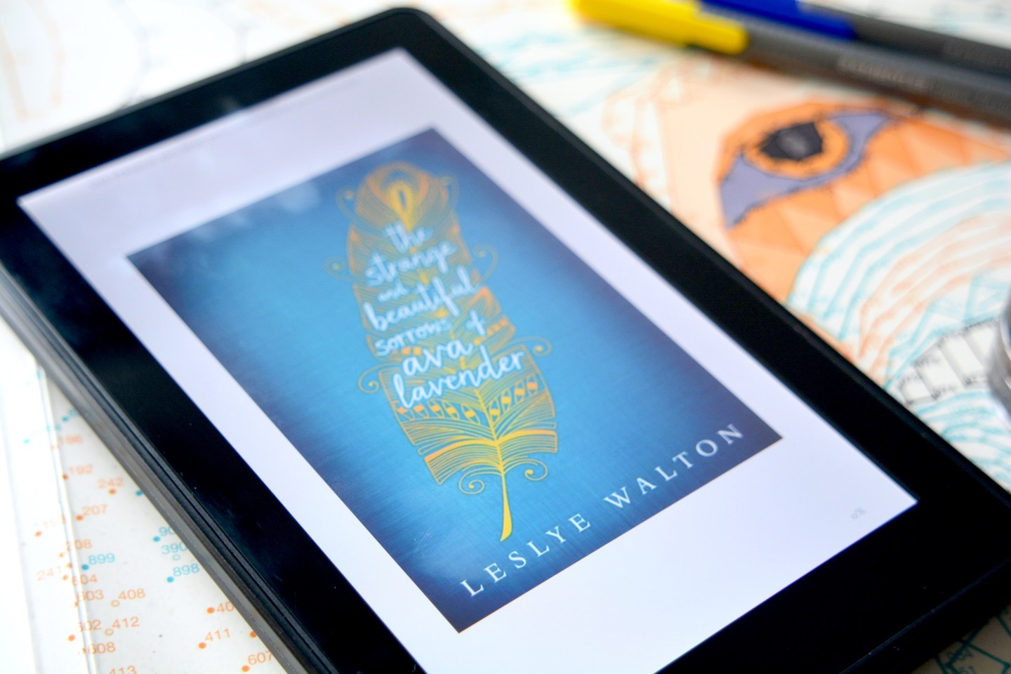 Friday Faves: Who doesn't need some magical realism in their lives? I loved The Strange and Beautiful Sorrows of Ava Lavender. So wonderful!