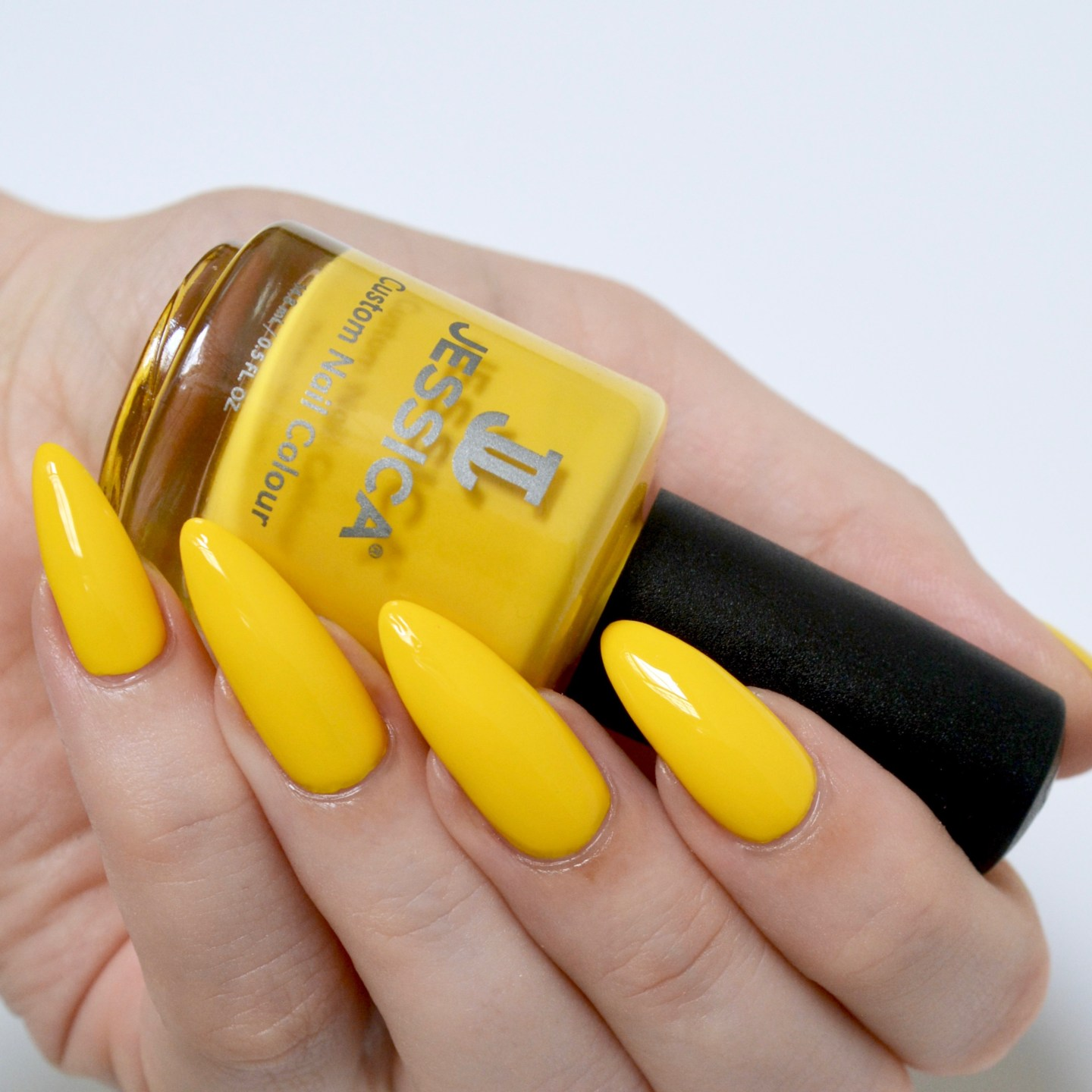 Jessica Prime Collection 'Yellow' swatches