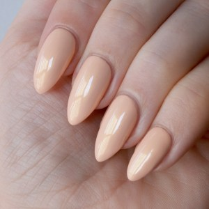 Nails Inc Mindful Manicure swatches 'Future's Bright'