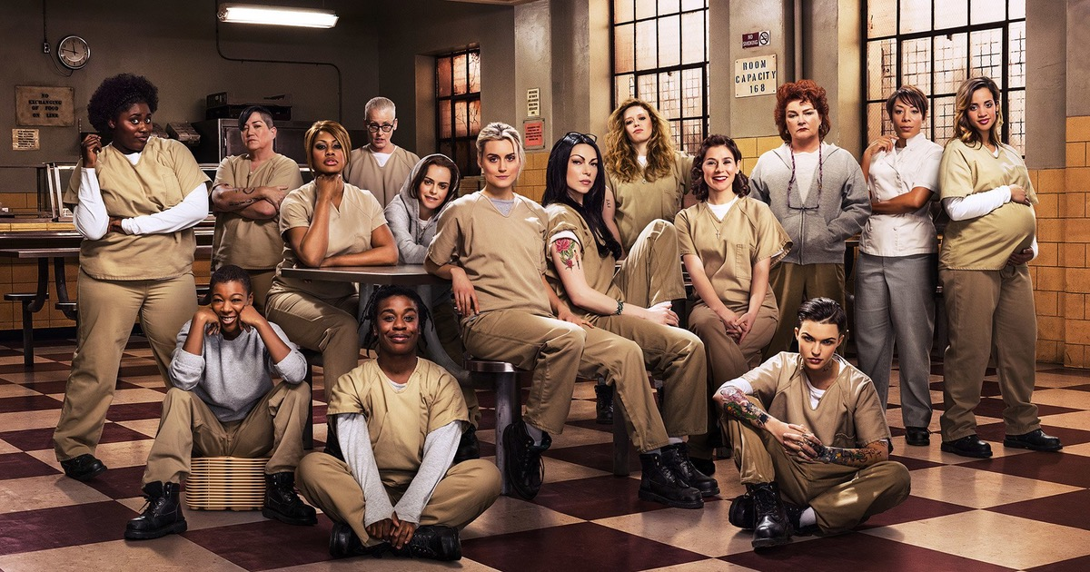 Friday Faves: Orange Is The New Black
