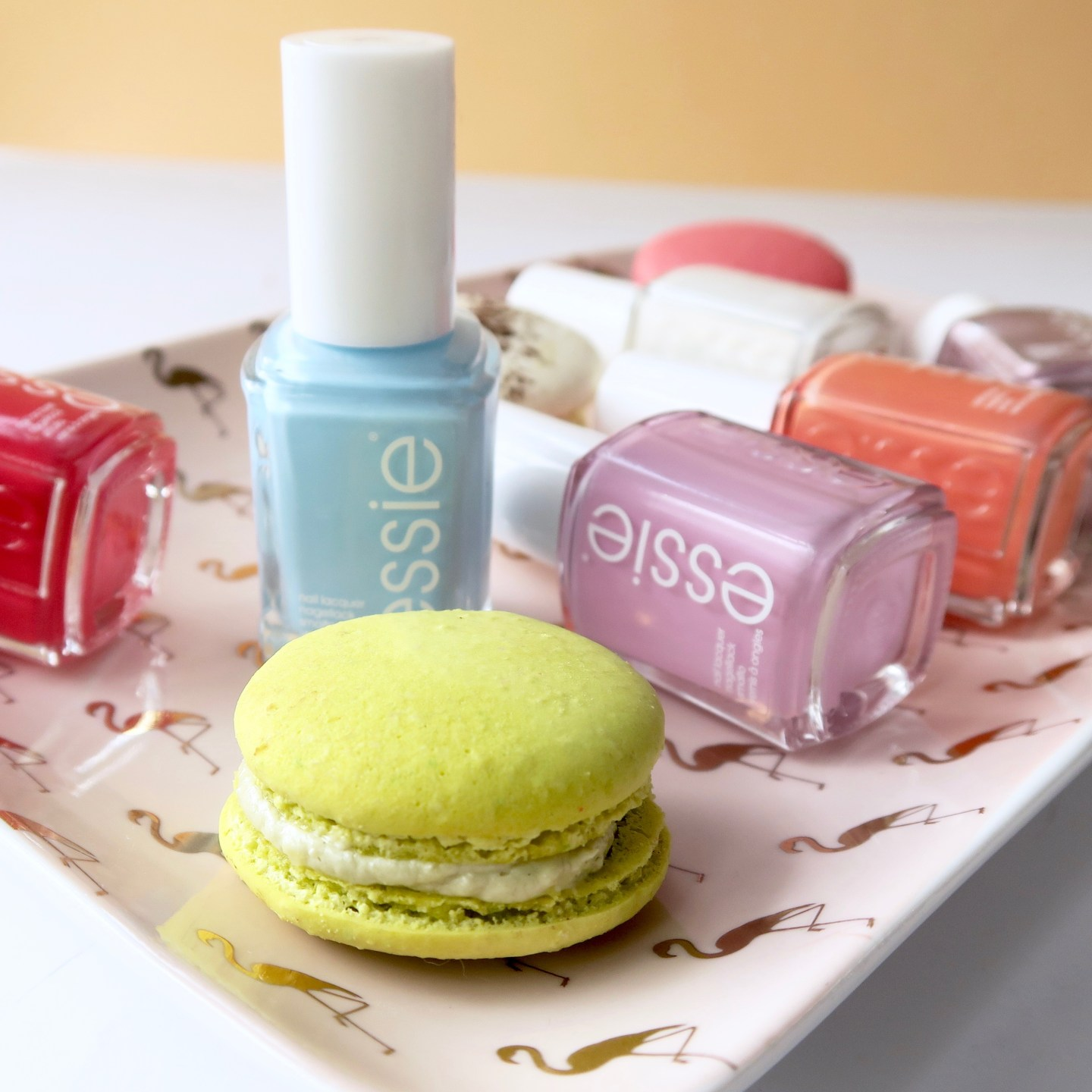 essie Summer Collection 2017, inspired by Parisian patisseries