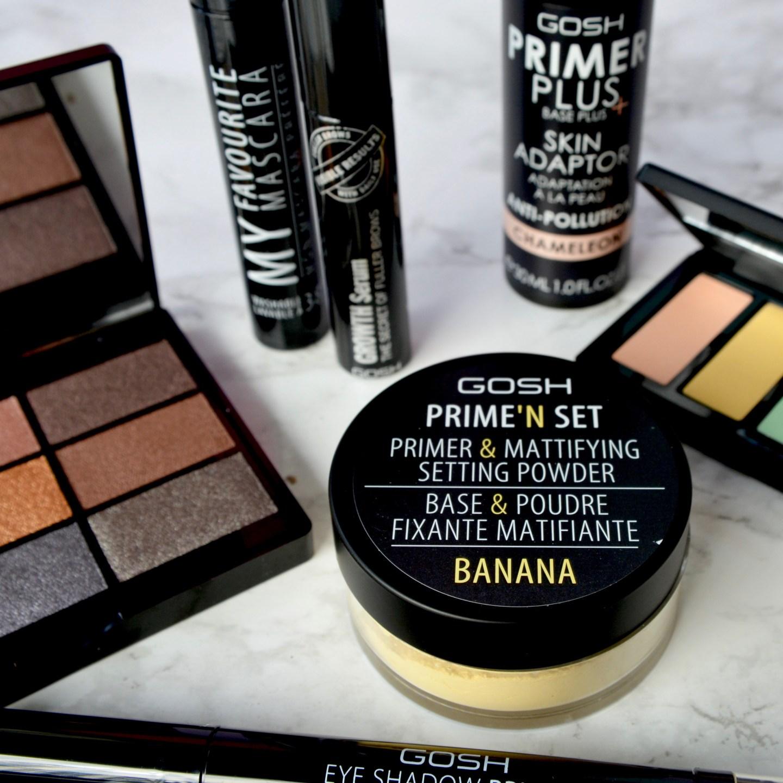 GOSH AW 17 Collection review - Banana powder