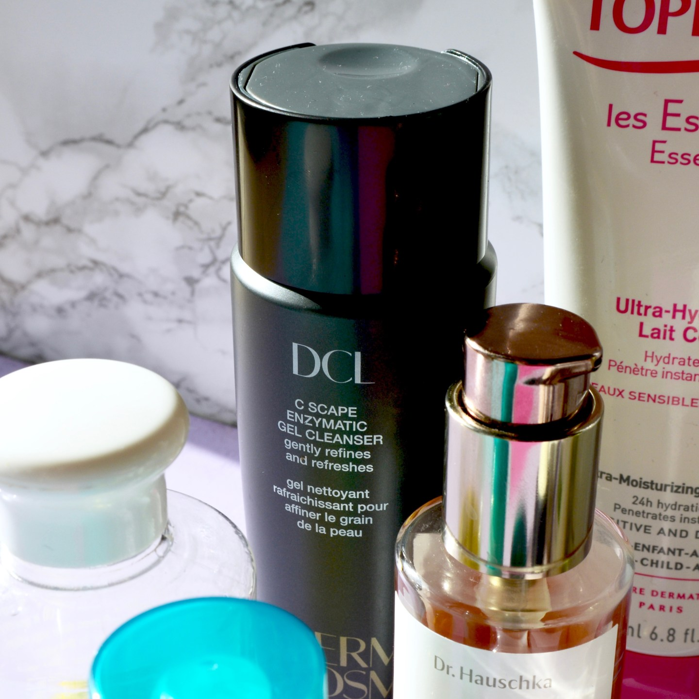 Skincare Shake Up: DCL C Scape cleanser (sensitive, rosacea skin)