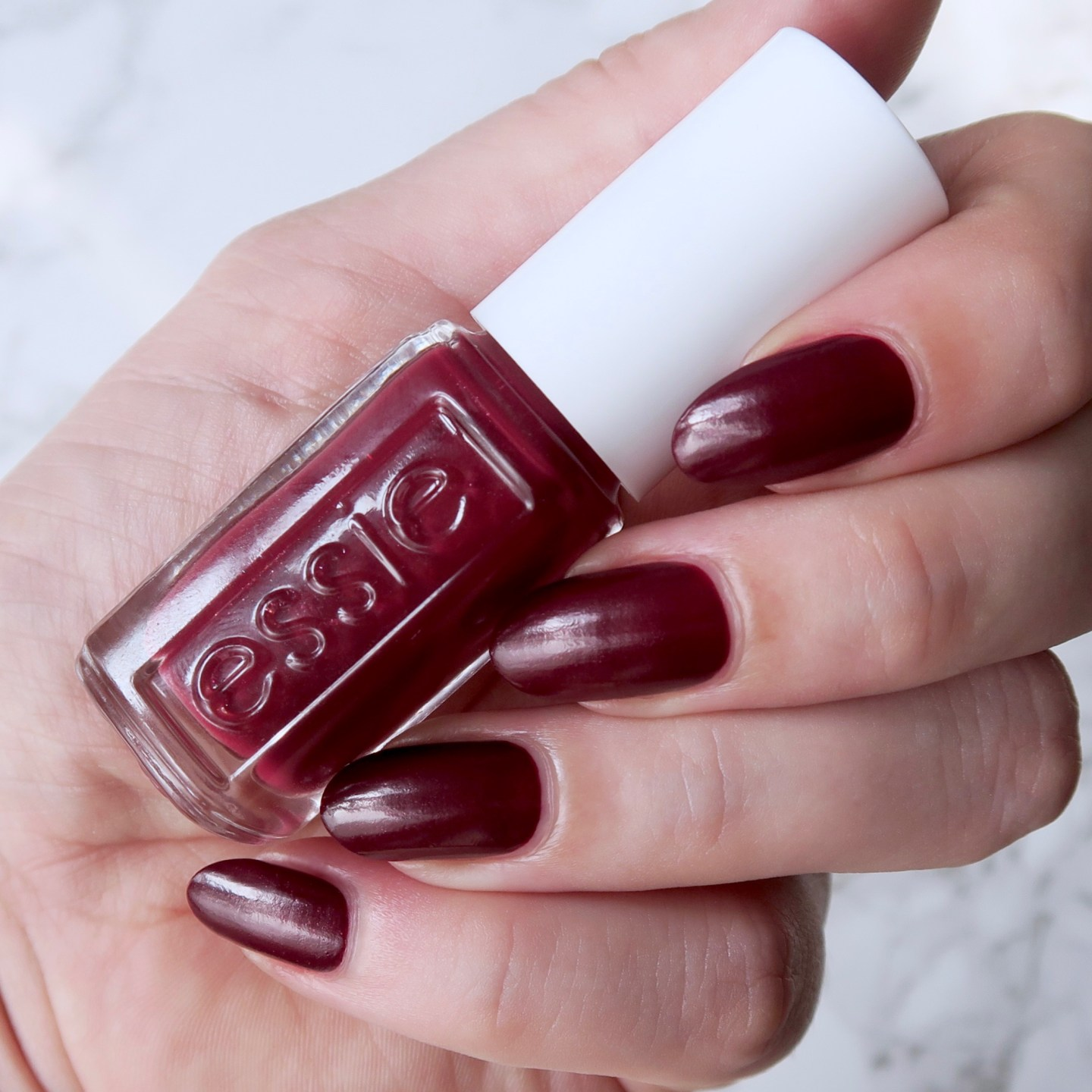 Essie x Rebecca Minkoff Leathers Collection 'Tote-ally In Love'