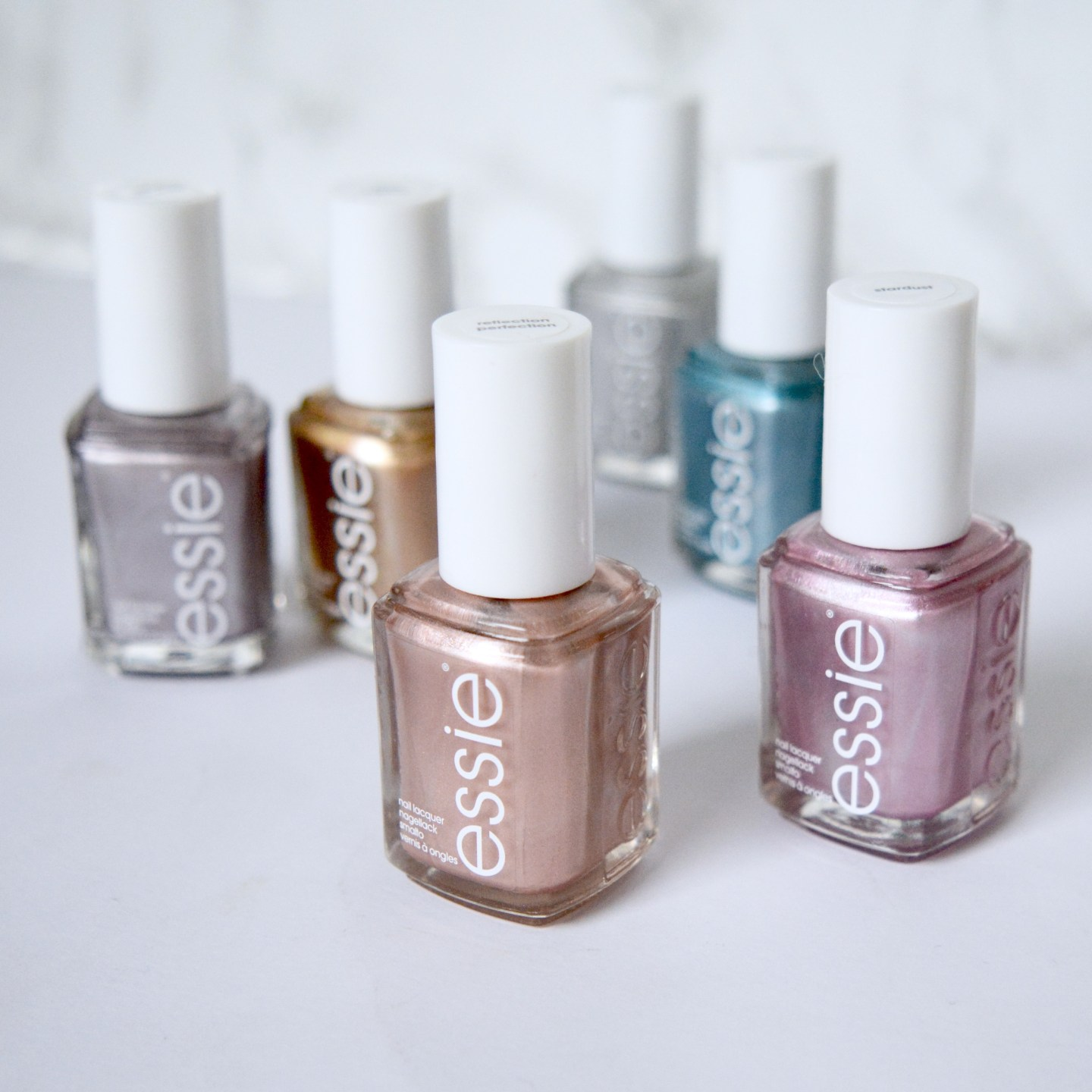 Essie Galaxy Metals collection review