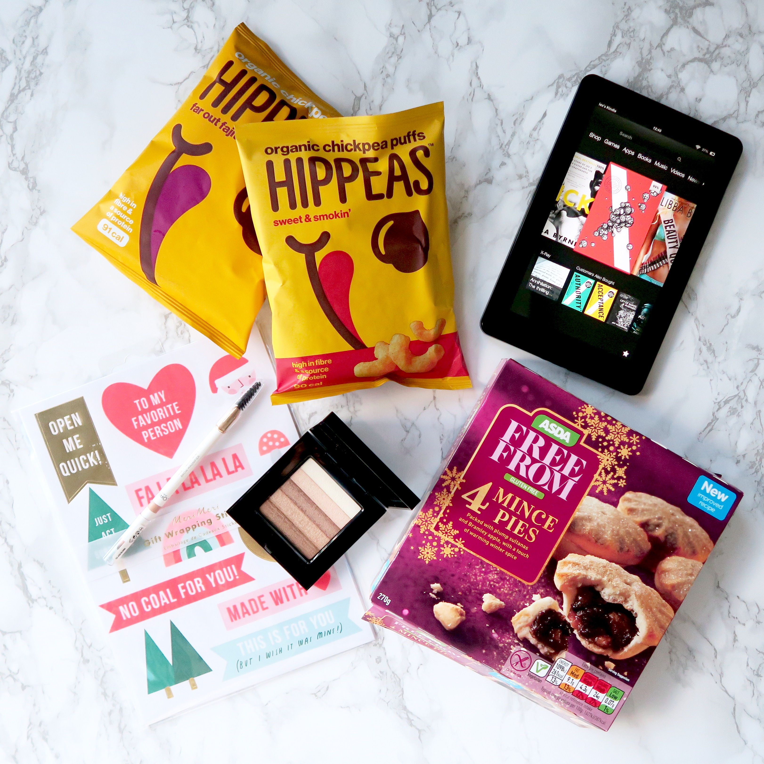 Friday Faves: Glow, Gluten-Free, and Great Books