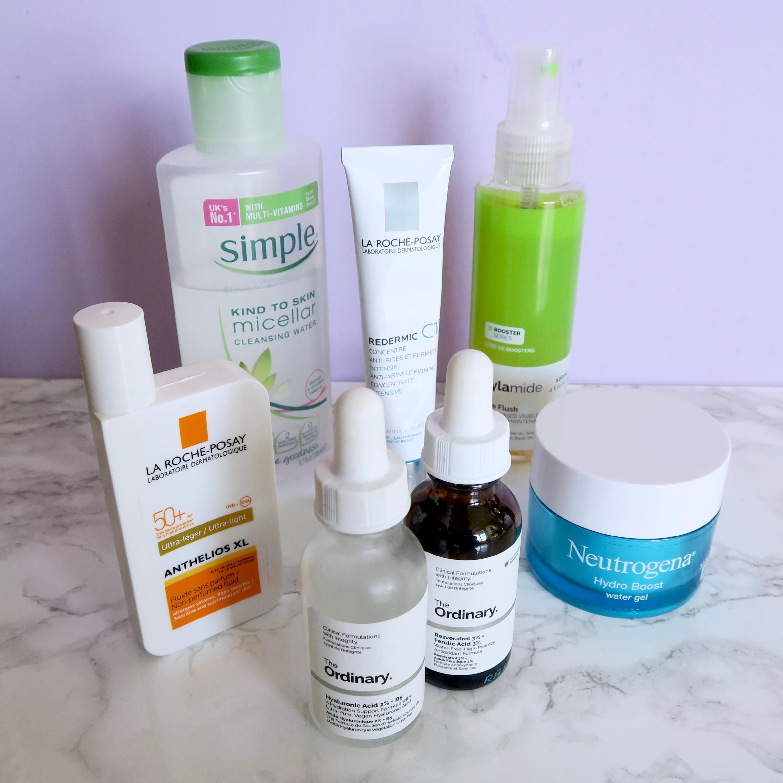 Skincare Shake Up - full skincare routine for rosacea, sensitive skin