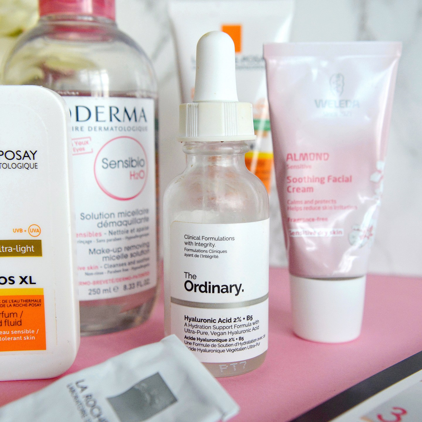 The Ordinary Hyaluronic Serum - a great basic serum suitable for sensitive skin