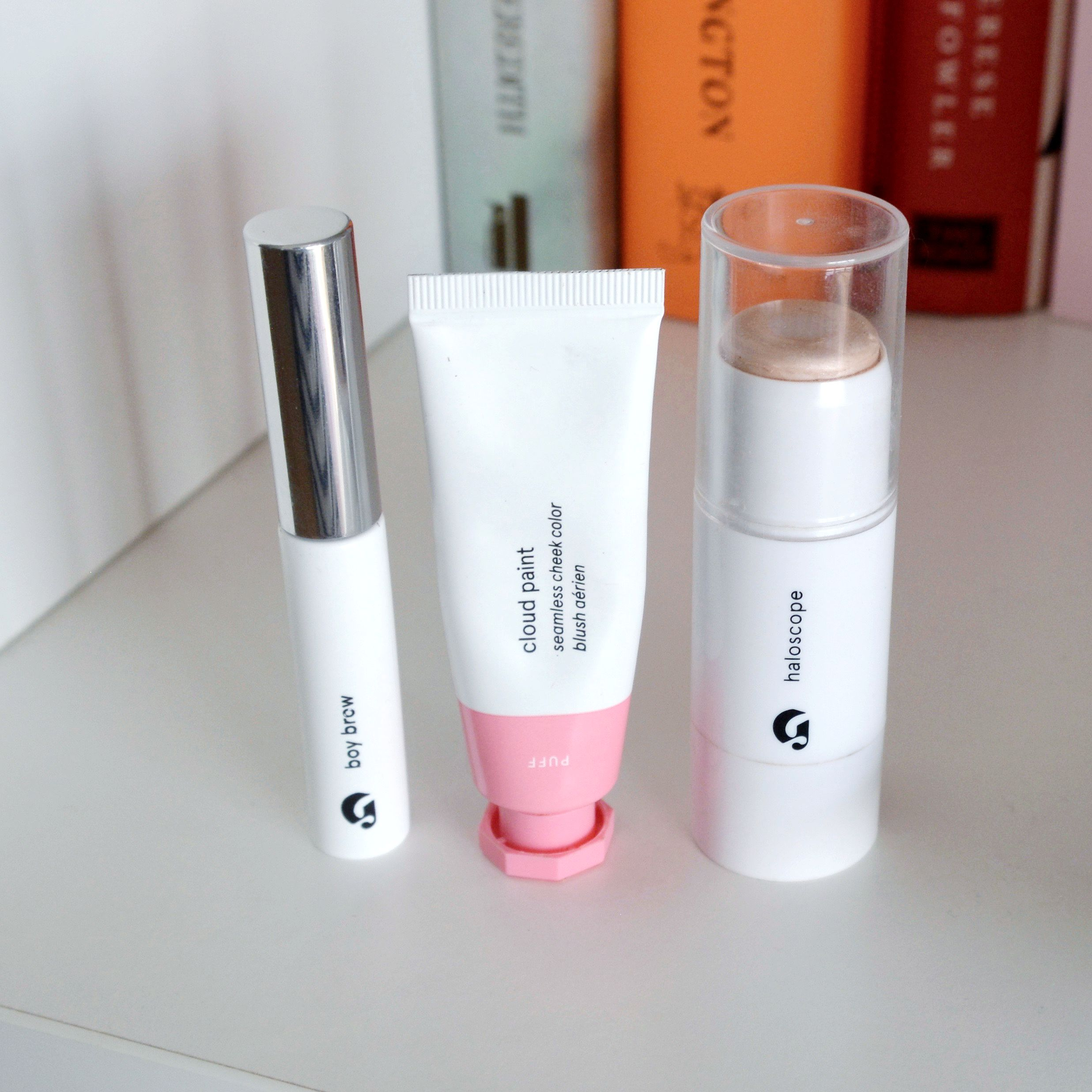 A late to the party Glossier review - but is Glossier worth the hype? Natural make up inspiration from the ultimate cool-girl brand. I tried out Glossier on my sensitive skin, click the image to read my thoughts and get a discount code! #talontedlex #glossierreview
