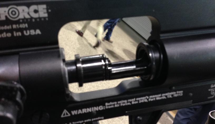 AirForce Texan Big Bore Air Rifle  f5e5802be