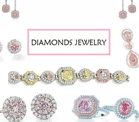 The Latest Diamond Jewelry Trends !