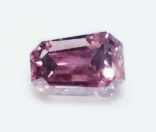 natural color diamond fancy purple education cushion guides colored cut