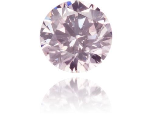 Pink Diamond Fancy Pink Round 100% natural 1.8mm
