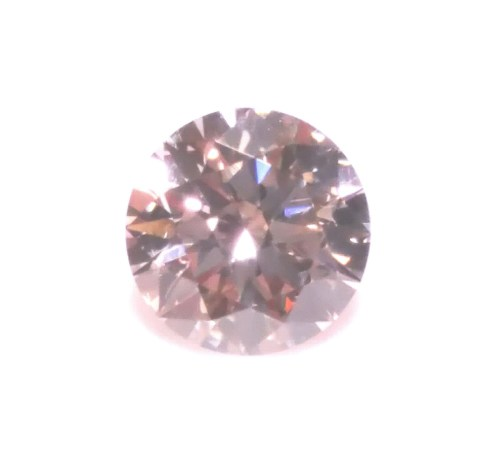 Pink Diamond - VVS2 0.27ct ARGYLE Natural Loose Light Pink GIA Certed Round