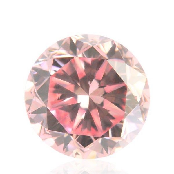 Special Edition 0.22ct ARGYLE Natural Loose Light Pink Diamond GIA Round SI2