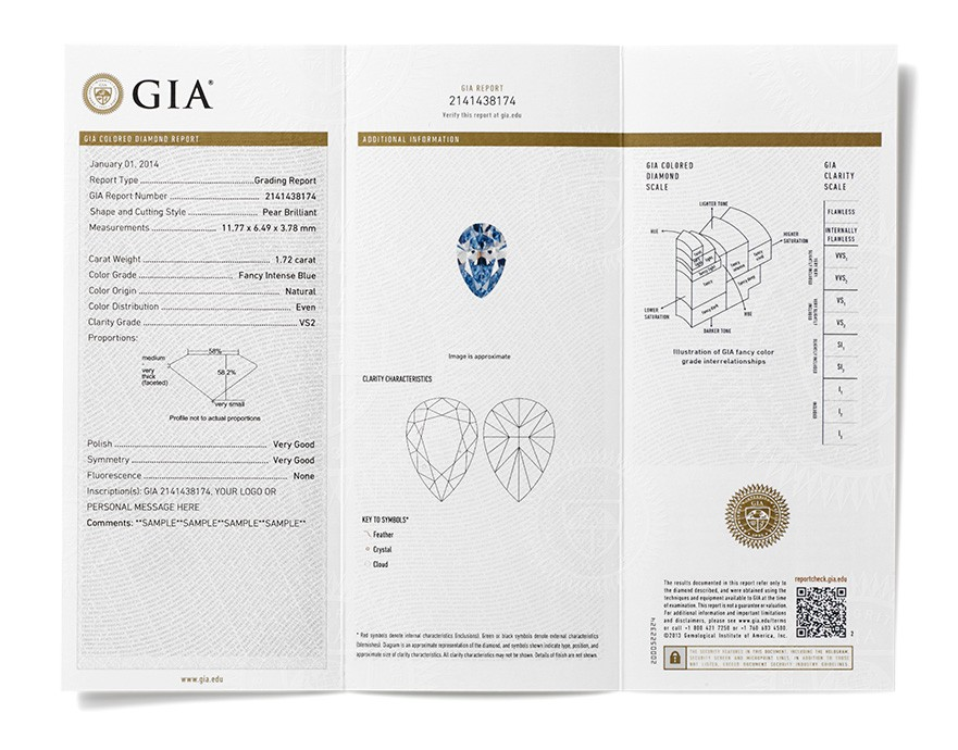 GIA - Do you need a diamond certificate ? - Learn about it