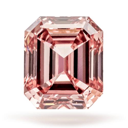 intense pink diamond