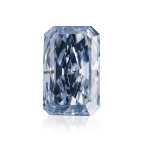 fancy blue vvs1