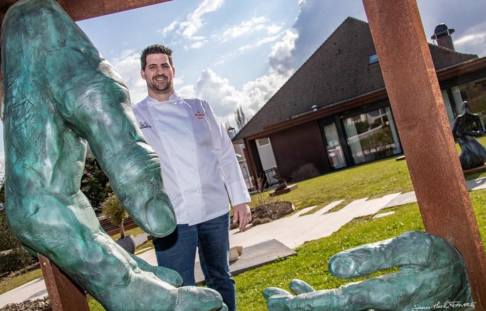 Vincent Favre Félix, un chef, un restaurant, un esprit d'équipe