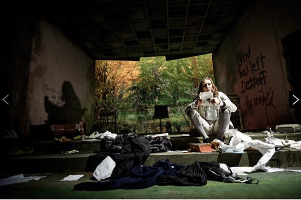 « Le Trip Rousseau » de Dominique Ziegler, sur scène