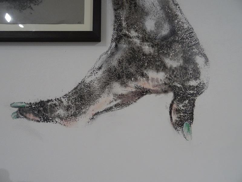 La main, c'est le pied ?
