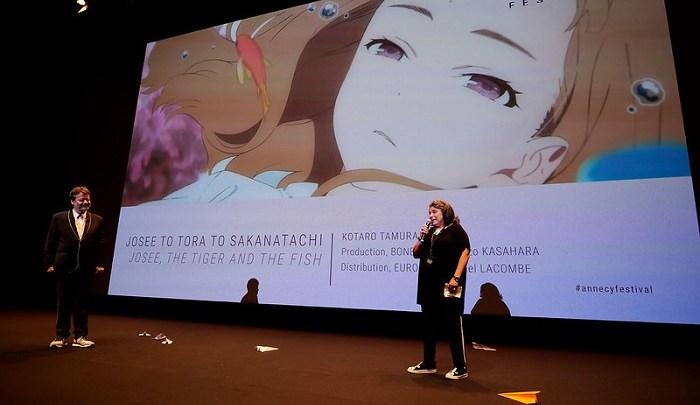 Eurozoom, « Josée » et le cinéma d'animation japonais