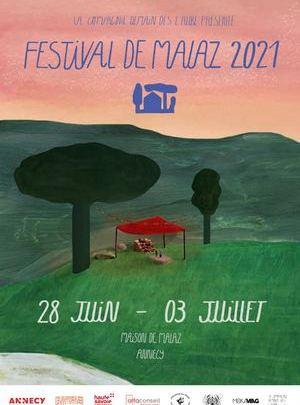 Festival de Malaz, rencontre avec la création et le public