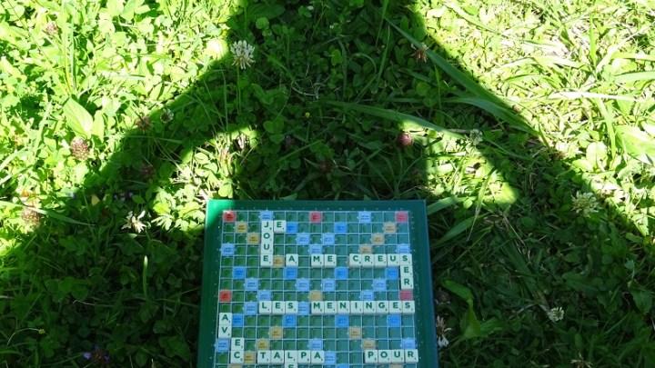 Les jeux de l'été. Mots croisés, dingbats, fraction, prise de tête