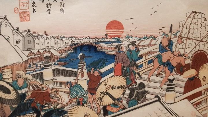 Musée Cernuschi « Sur la route du Kisokaido »