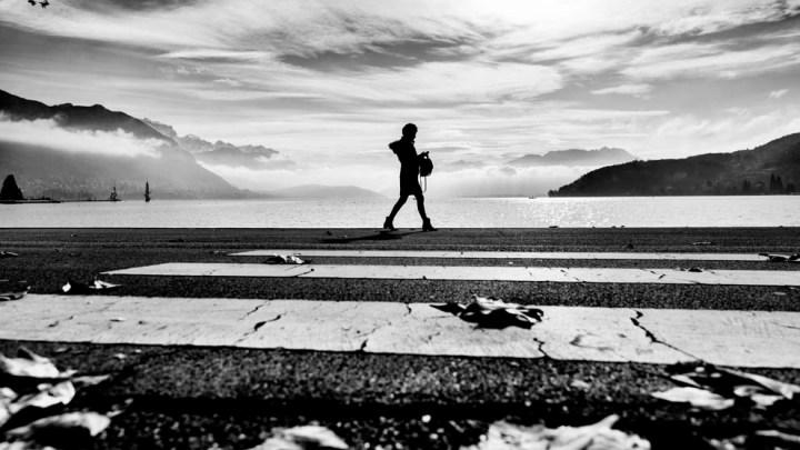 """Photographie et livre. Éric Monvoisin """"Annecy Autrement"""""""