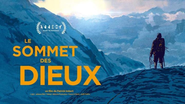 """""""Le sommet des dieux"""", film de Patrick Imbert"""