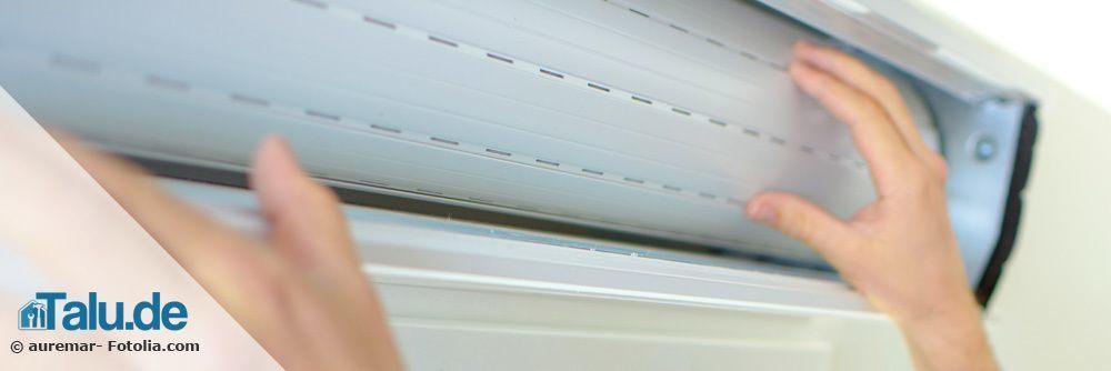 Rollladenkasten richtig öffnen - so geht's in 4 Schritten - Talu.de
