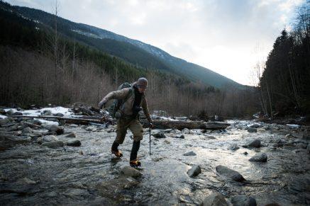 drake crossing river