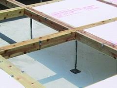 タマホームの剛床工法