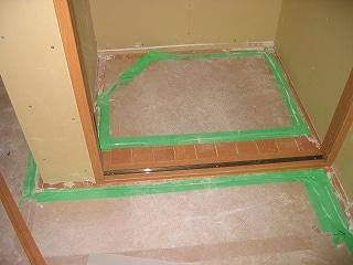 2階子供部屋の収納