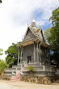 Wat Phnom Brosethi Trai Treng