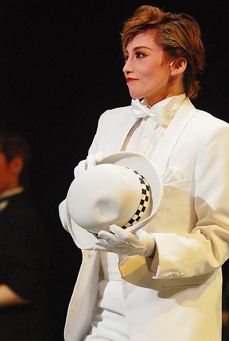 帽子のリボン