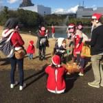 【12/10参加者募集】みんなでお掃除サンタになりましょう&公園フォト撮影会@多摩中央公園☆